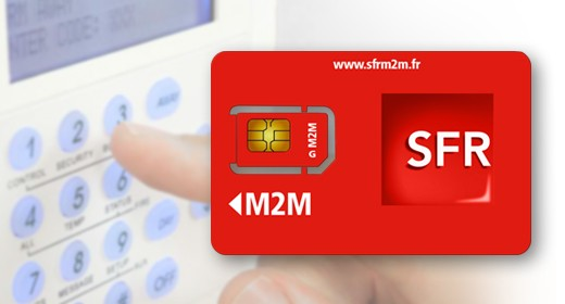 M2M CARD by SFR BUSINESS